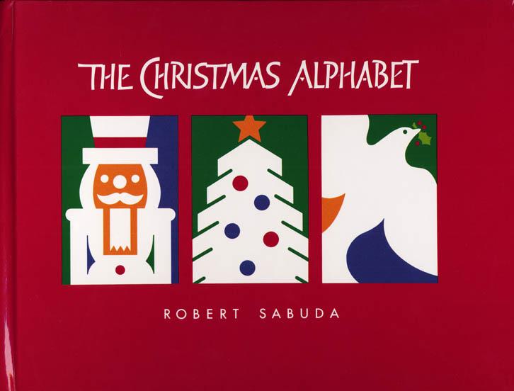 Review: The Christmas Alphabet by Robert Sabuda