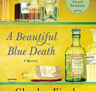 Review: A Beautiful Blue Death by Charles Finch