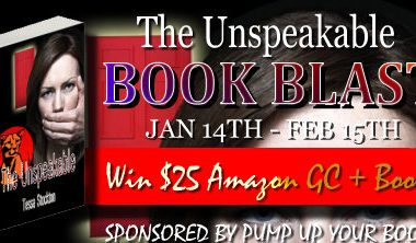 Book Blast: The Unspeakable by Tessa Stockton