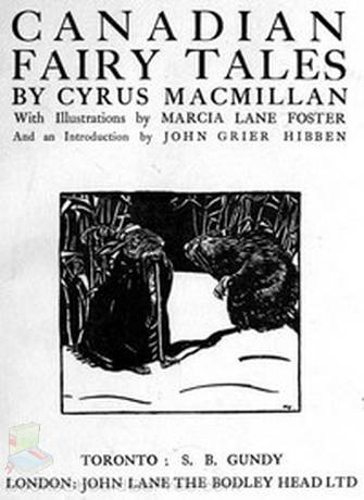 Canadian-Fairy-Tales-by-Cyrus-MacMillan