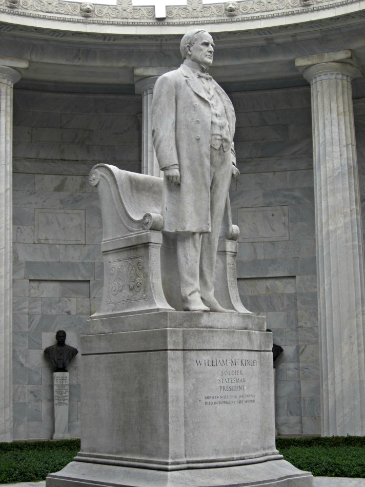 McKinley Memorial 2
