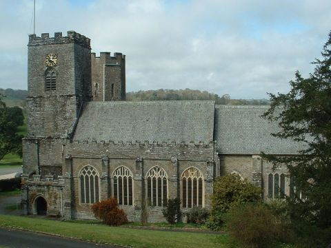 St German's Priory, Cornwall