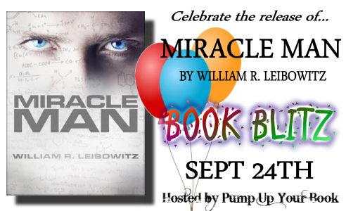 Book Blitz: Miracle Man by William R. Leibowitz