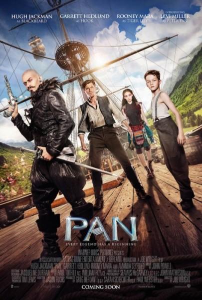 Thursday's Tale: Pan (2015)