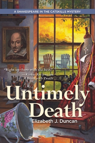 Untimely Death by Elizabeth J. Duncan
