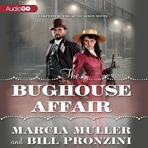 The Bughouse Affair by Marcia Muller and Bill Pronzini