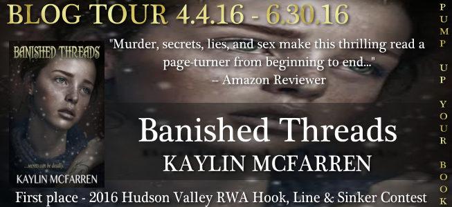 Spotlight: Banished Threads by Kaylin McFarren