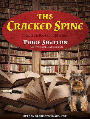 The Cracked Spine by Paige Shelton