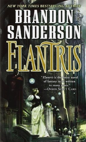 E is for Elantris
