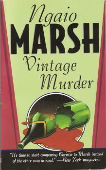 V is for Vintage Murder