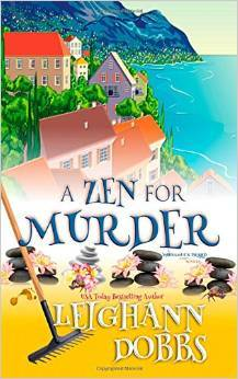 Z is for Zen for Murder
