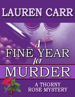 Guest Post by Lauren Carr, author of A Fine Year for Murder (with giveaway)