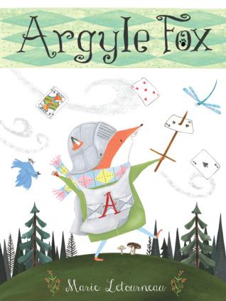 Argyle Fox by Marie Letourneau