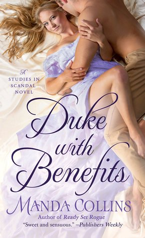 Spotlight: Duke with Benefits by Manda Collins