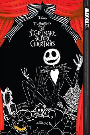 Tim Burton's The Nightmare Before Christmas adapted by Jun Asuka