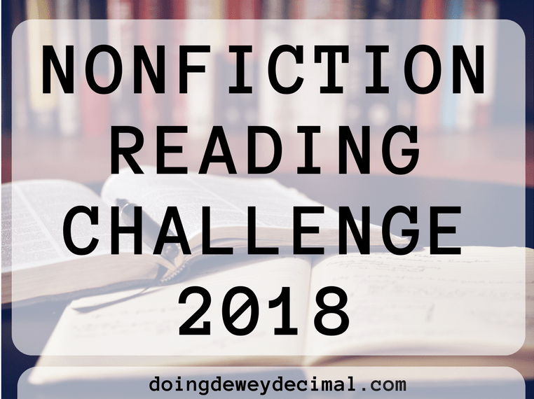 2018 Nonfiction Reading Challenge Wrapup