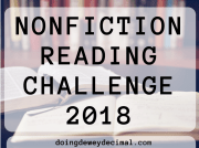 Nonfiction Reading Challenge 2018