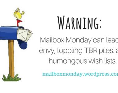 Mailbox Monday – 4/15