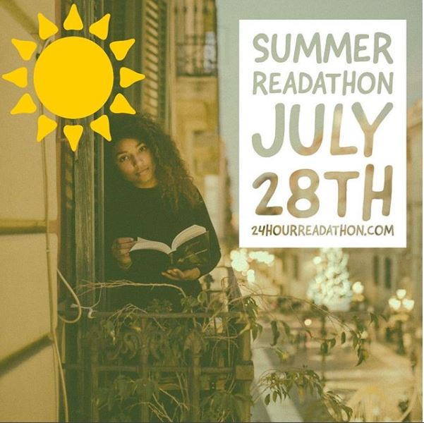 Summer 24-Hour Readathon