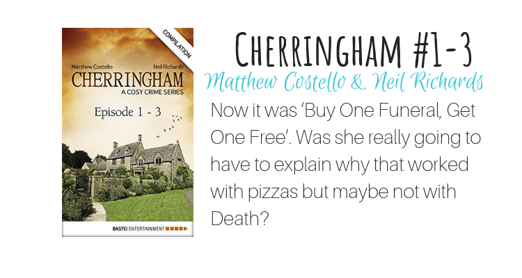 Cherringham #1-3 by Matthew Costello and Neil Richards
