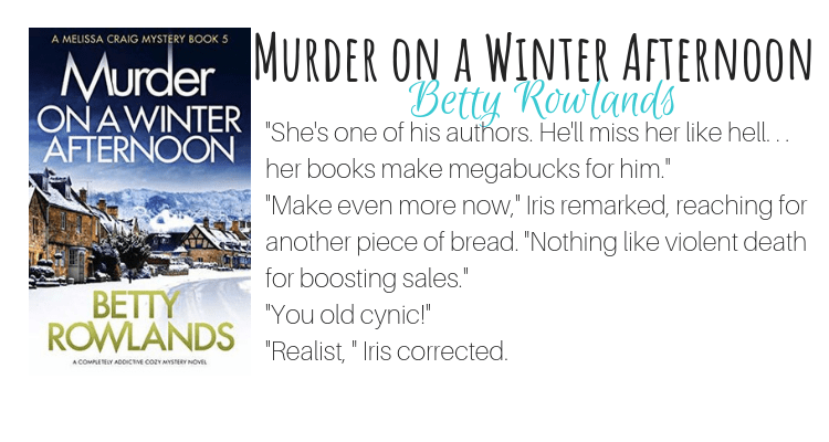 Murder on a Winter Afternoon by Betty Rowlands