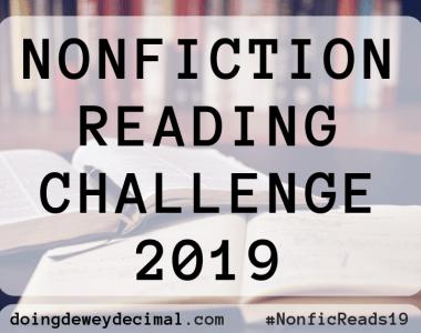 2019 Nonfiction Reading Challenge