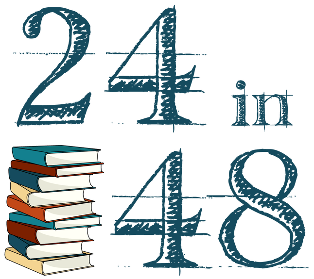 24in48 Readathon