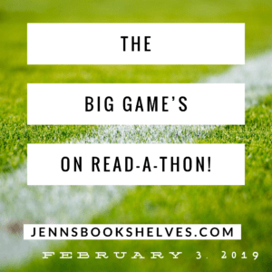 The Big Game's On Read-a-thon