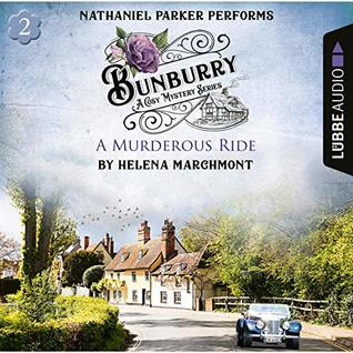 A Murderous Ride by Helena Marchmont