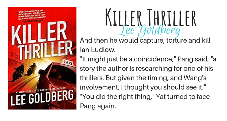 Killer Thriller by Lee Goldberg