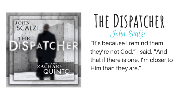 The Dispatcher by John Scalzi