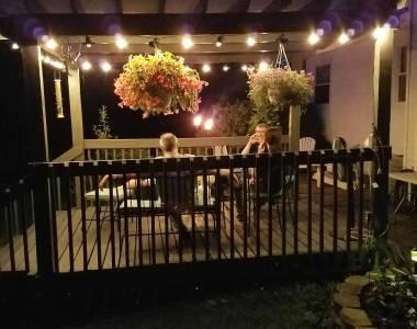 Creating a Backyard Sanctuary