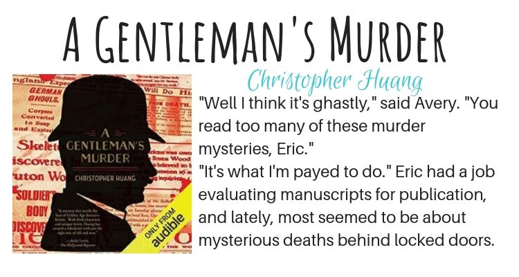 A Gentleman's Murder by Christopher Huang
