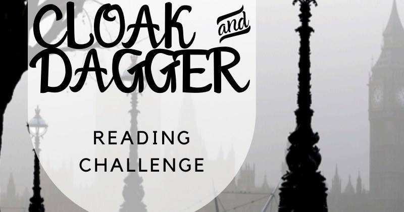 March Cloak and Dagger Link-up
