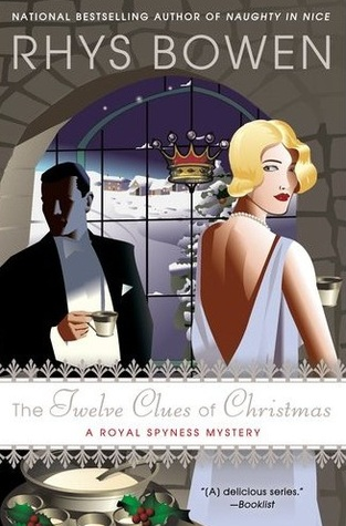 The Twelve Clues of Christmas by Rhys Bowen