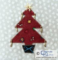 Carols Quilts Christmas Tree 2