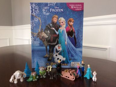 Busy Books Frozen