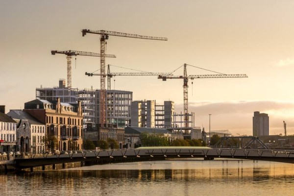 Construction market Ireland December 2019