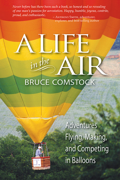 Bruce Comstock A Life in the Air
