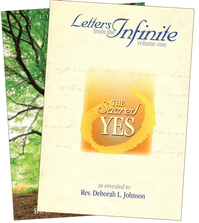 Deborah L. Johnson Letters from the Infinite