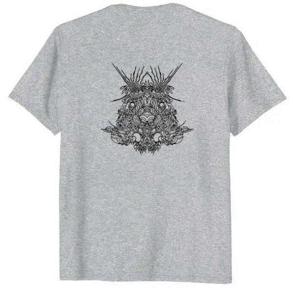 Graphic T-shirt Boar's Head design