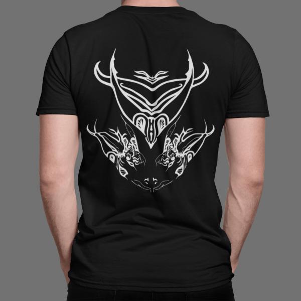 Dragon's Head t-shirt Design