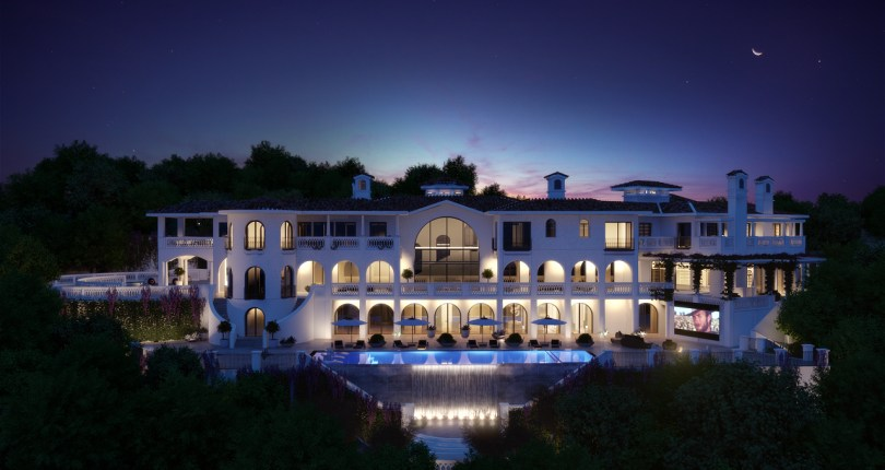 75 million for a Spanish villa in Bel Air —Hot Property