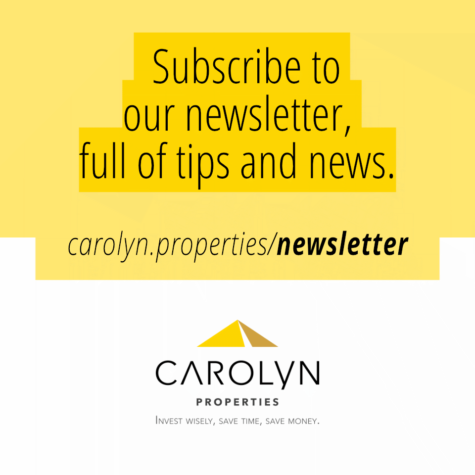 Carolyn Properties Newsletter
