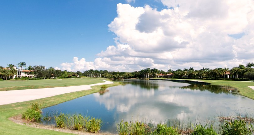 Naples, a perfect city for golfers