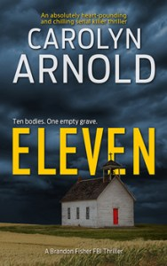 Book cover for Eleven by Carolyn Arnold