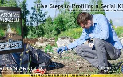 Five Steps to Profiling a Serial Killer