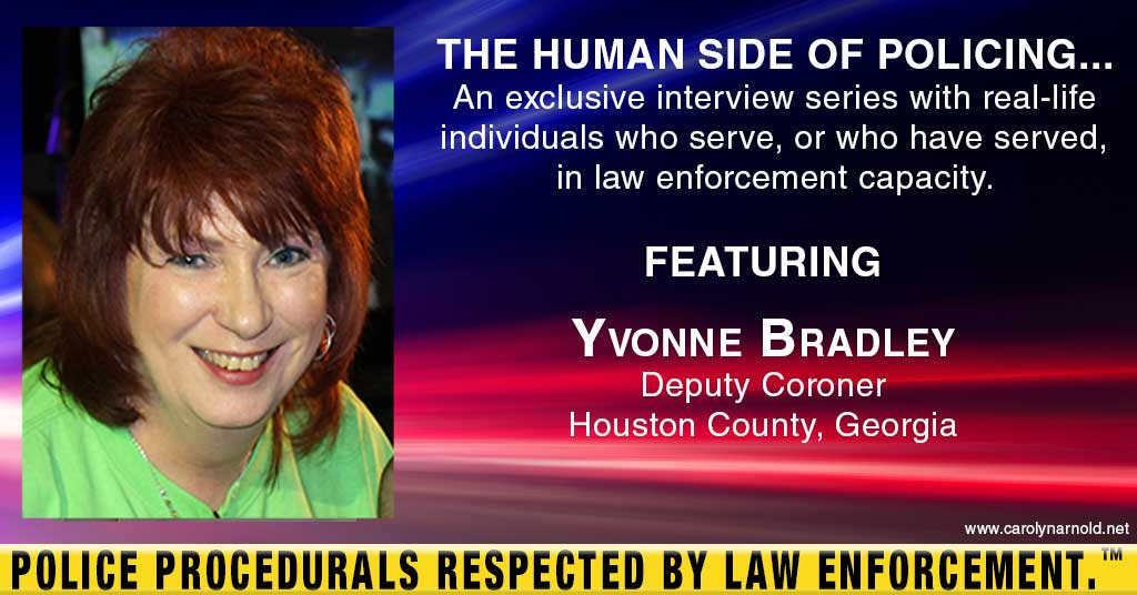Exclusive #Interview with a Deputy Coroner from Georgia, USA