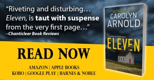 In Eleven, a chilling crime thriller, rookie FBI agent Brandon Fisher takes on his first investigation and becomes the target of a serial killer.