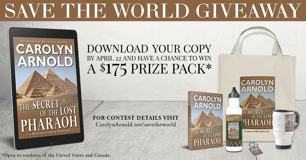 How You Can Save the World and Enter to Win a $175 Prize Pack! #giveaway #win